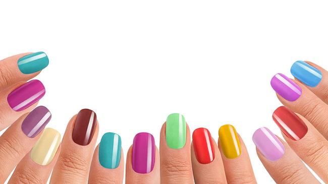 Esmalte uñas semipermanente