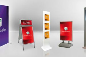 Get the best and unique customized displays
