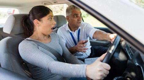 practice before your driving test
