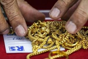 Why is that the demand for gold loans increasing?